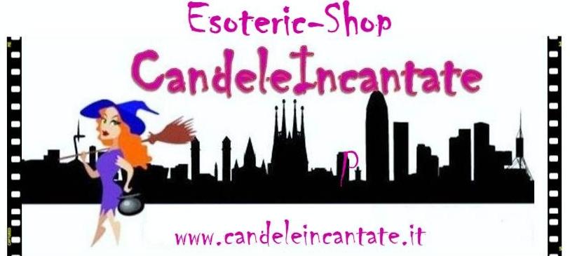 CANDELE INCANTATE- Negozio Esoterico,Franchising,vendita candele esoteriche Figurate Amuleti Talismani Magia Voodoo Necromantica Thailandese