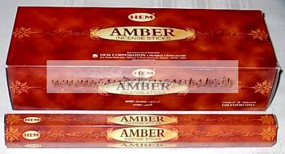 Incenso Stick Amber